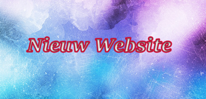 Nieuw Website